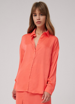The Fifth Coral Blouse