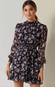 forever new petite floral dress
