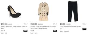 sell designer clothing