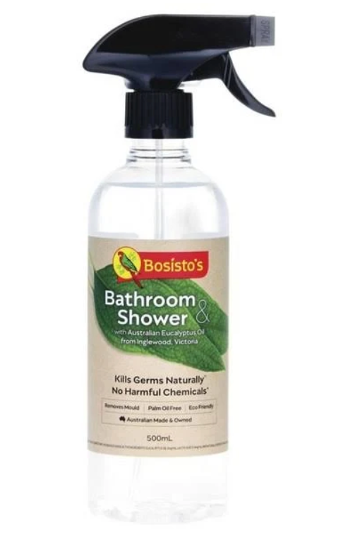 natural non-toxic bathroom cleaner