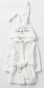 Sheridan Bunny Hooded Bathrobe