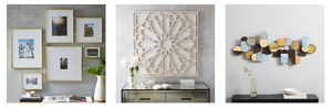 Wall art from west elm