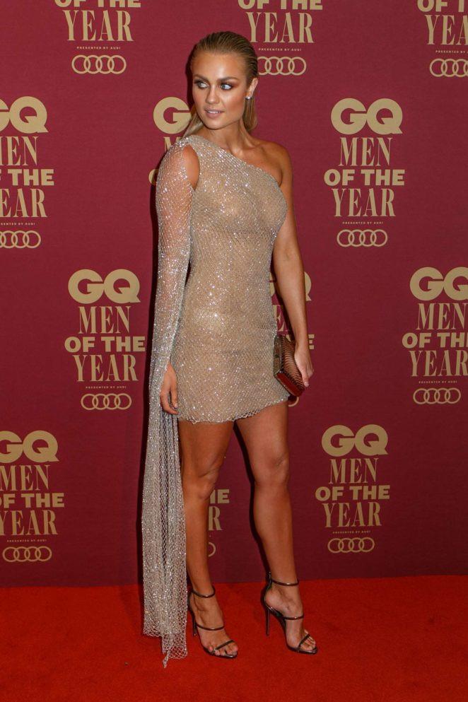 Elyse Knowles GQ awards
