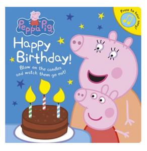 Peppa Pig, HAPPY BIRTHDAY!