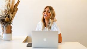 Faith Williams shares 5 ways to care for blonde hair