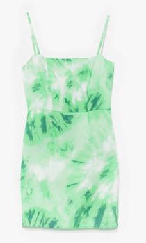 Tie Dye Mini Dress, Nasty Gal