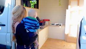 Emma Barr - Why I'm road tripping with a 1 year old