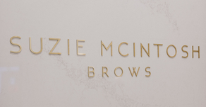 Brow Queen, Suzie Mcintosh on building her brow empire