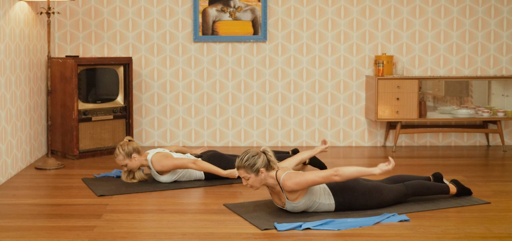 peaches pilates arm exercises