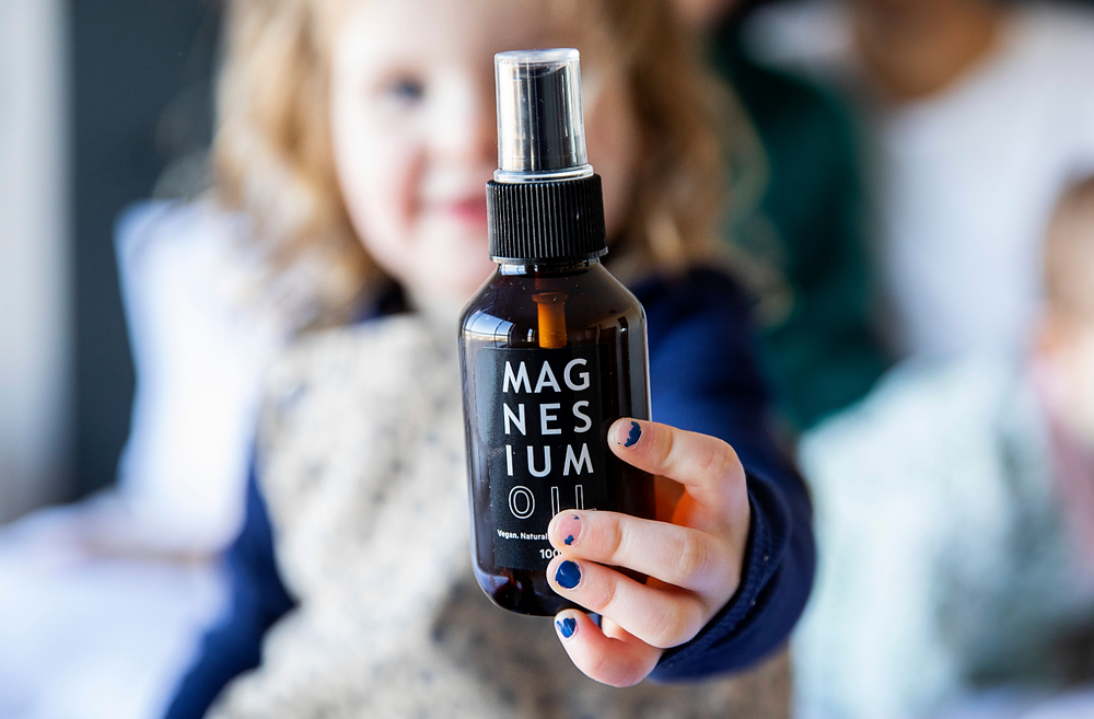 magnesium oil for children