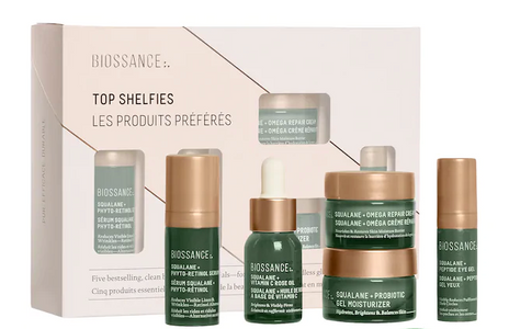 Biossance Top Shelfies Pack