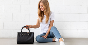 5 minutes with Bekka May, the insta-famous makeup bag that fits it all