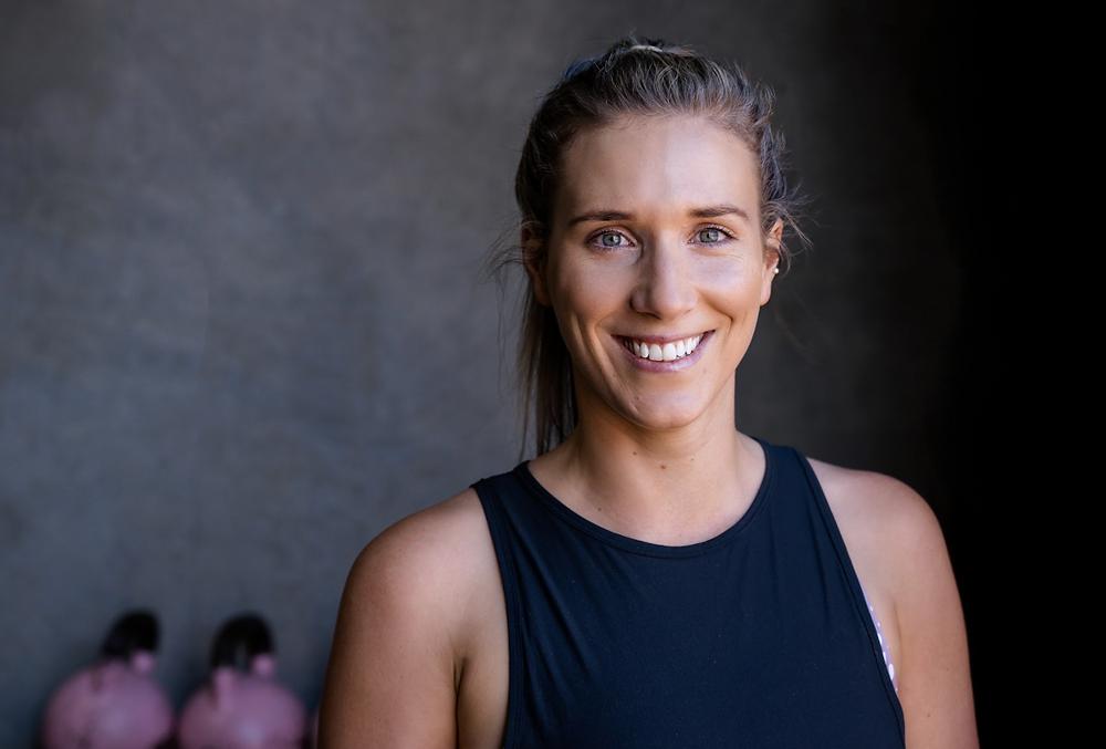 Qualified nutritionist & trainer, Brooke Turner
