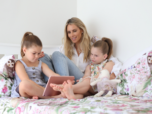 """""""You learn to love yourself more"""" - Candice Warner shares how motherhood changed her for the better"""