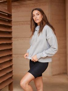 bod by finch goals grey hoodie