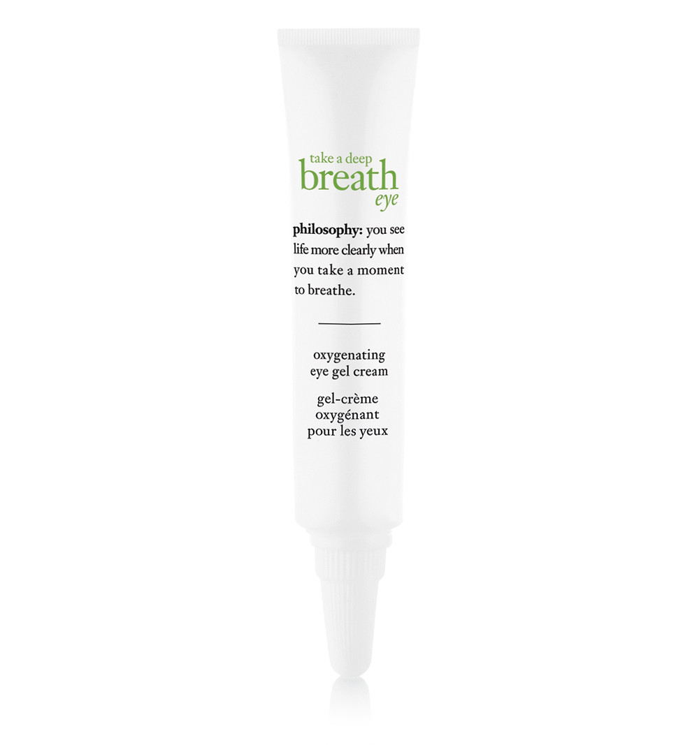 Philosophy skincare oxygenating eye cream