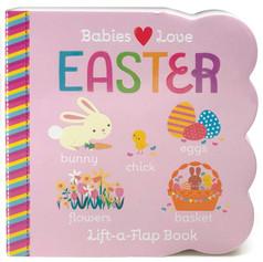 Babies love Easter