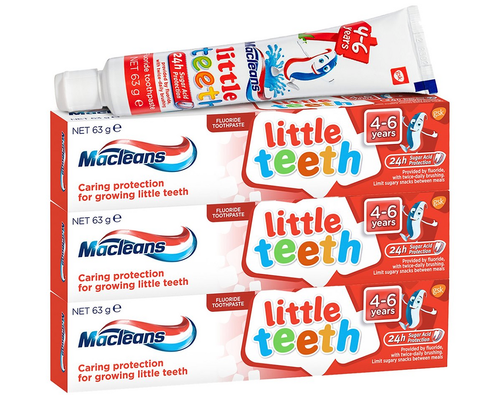 childrens toothpaste