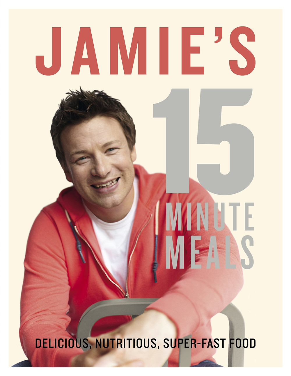 15 minute meals by Jamie Oliver