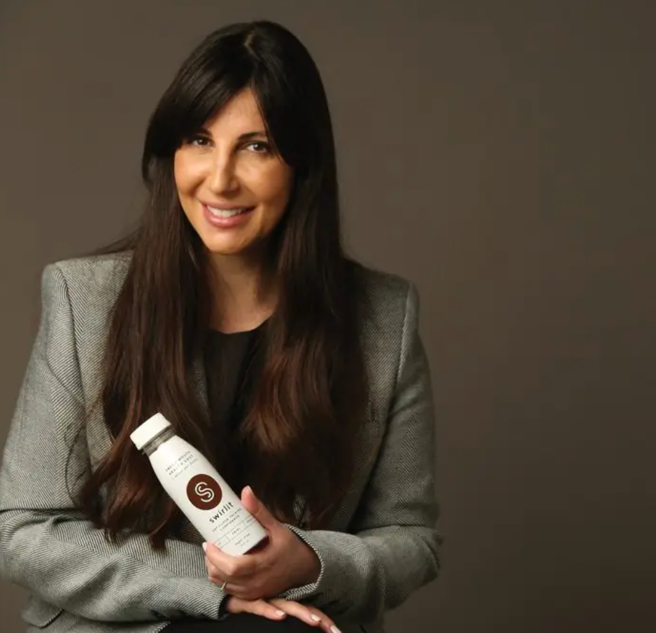 Founder of Swirlit, Dr Angie Lang