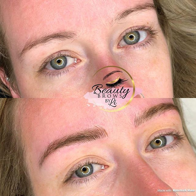 Take your brows to the next level 🔝🔝🔝
