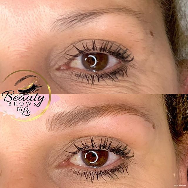 Amazing duo_ Microblading & shading for