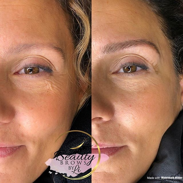 The magic of Microblading