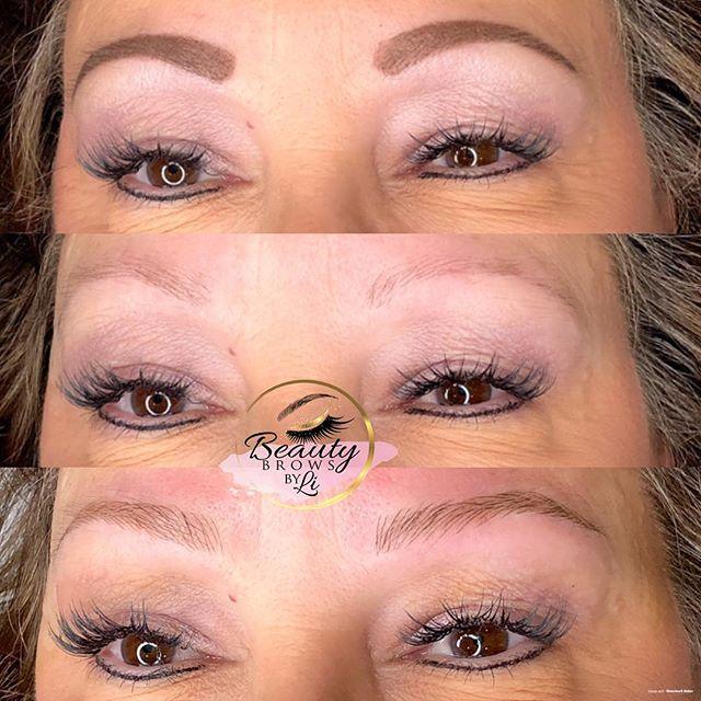 Oooo makeup vs Microblading is always my