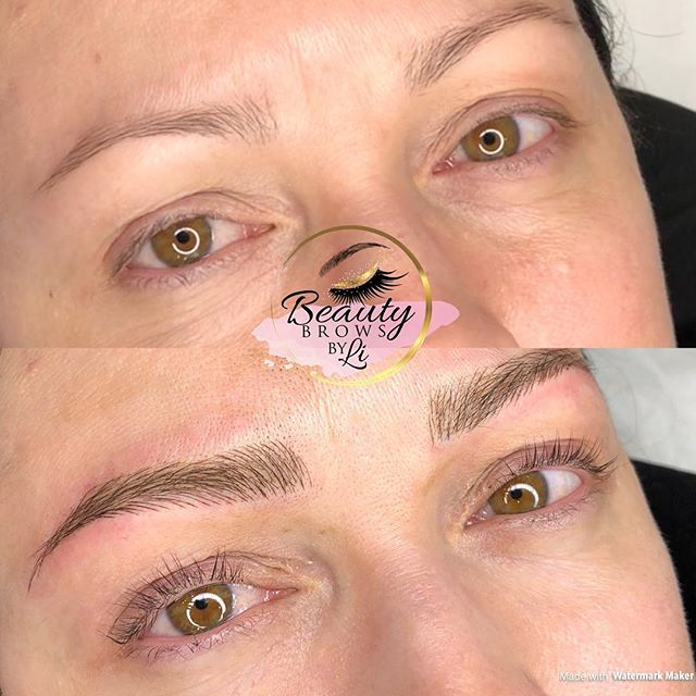 What an incredible makeover for this busy mommy! When your brows are done there isn't much else need