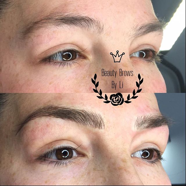 Today's a day for big bold beautiful brows 👊🏻🔥❤️