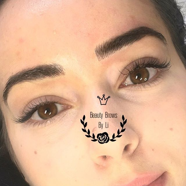 Beauty and her brows 😍😍😍