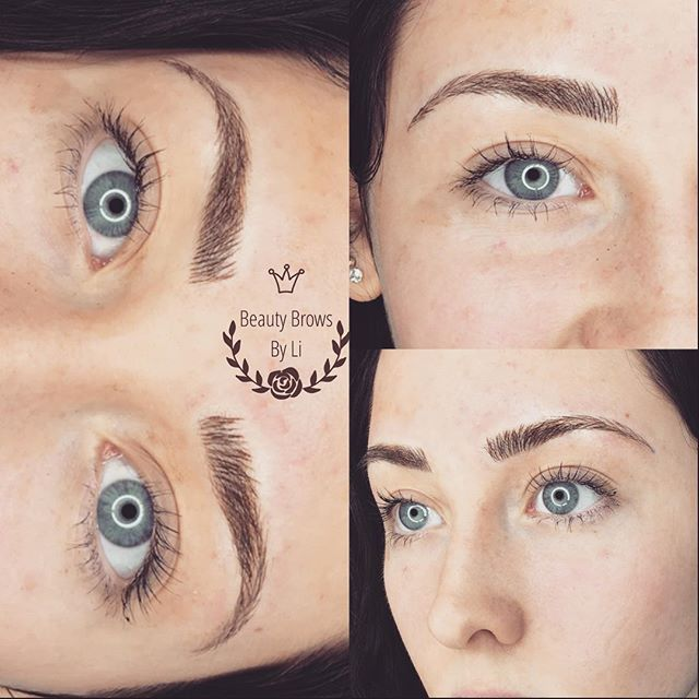 For the love of brows 😍❤️😍🖤 January almost fully booked! Message me today for available dates