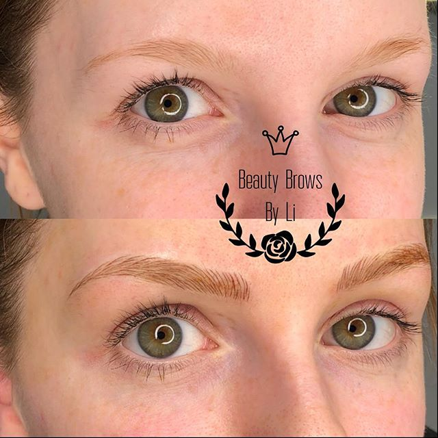 I'm dying over these brows!!! The colour, the shape..