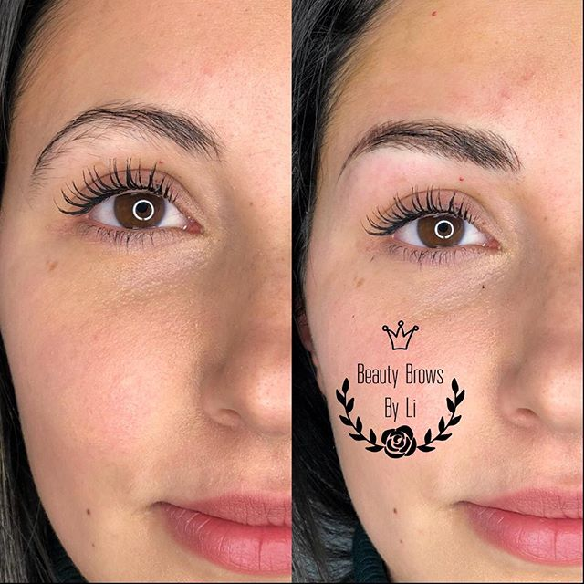 Can these get anymore natural and beautiful_!! Another great before and after to share with you 😍❤️