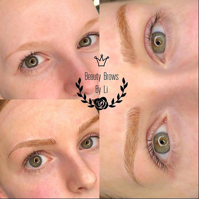 Book your Microblading session now! Only three spots left for April weekends 😜