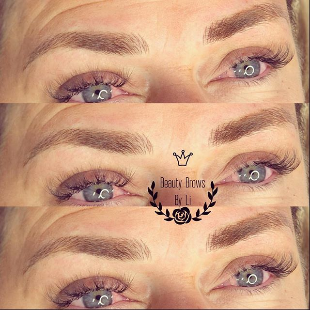 Perfect brows 😍❤️💋