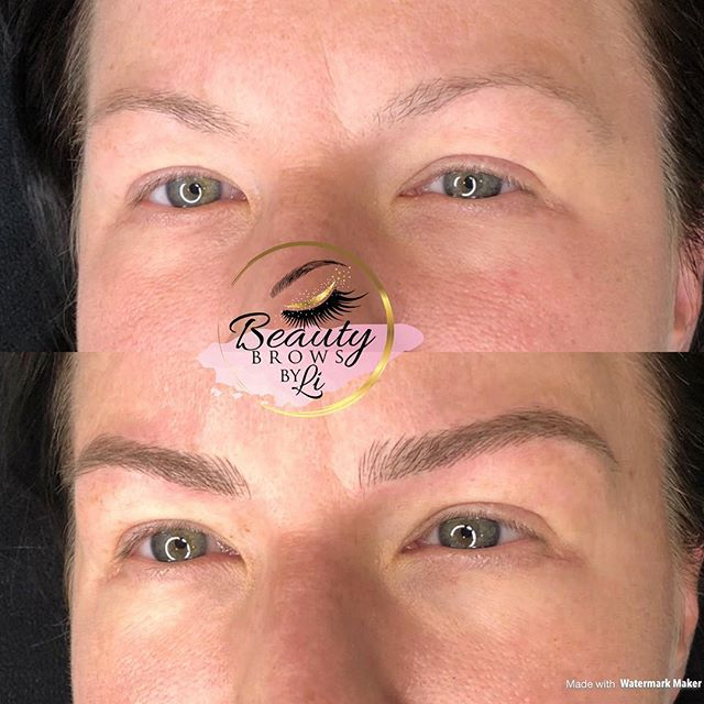An instant eye lift for this busy mommy!
