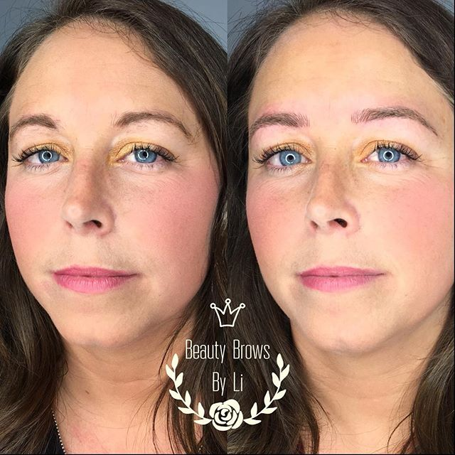 Zerooo filters! How gorgeous is this transformation_!!!! 😍😍😍 We corrected over a previous bladed