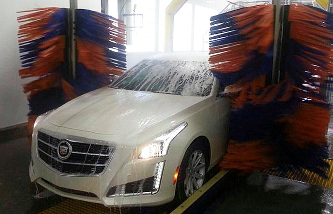 Mountain Car >> Dapper Dan's Car Wash