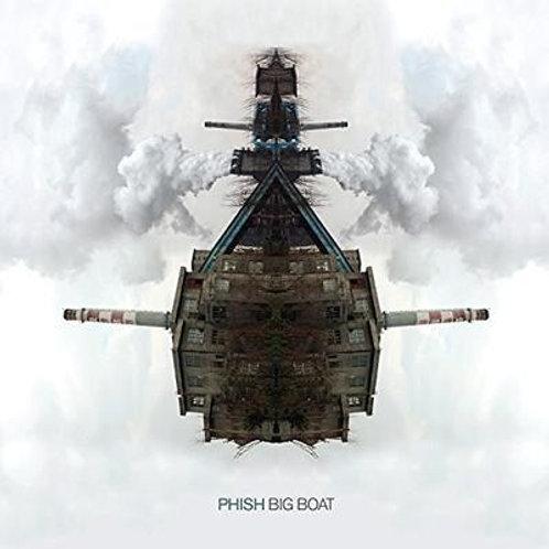 PHISH - BIG BOAT CD
