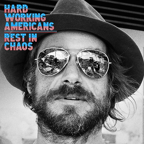 HARD WORKING AMERICAN - REST IN CHAOS CD