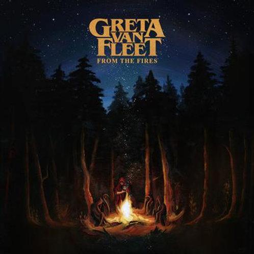 Greta Van Fleet - From The Fires Vinyl