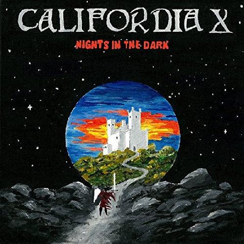 CALIFORNIA X - NIGHTS IN THE DARK CD