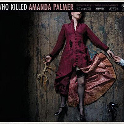 AMANDA PALMER - WHO KILLED AMANDA PALMER CD