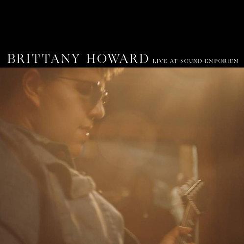 Brittany Howard - Live at Sound Emporium EP 45rpm Maroon Vinyl