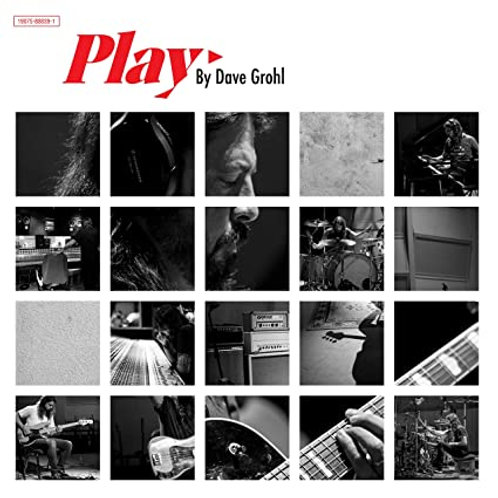 Dave Grohl - Play LP