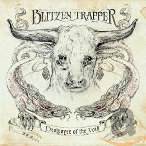 BLITZEN TRAPPER - DESTROYER OF THE VOID CD