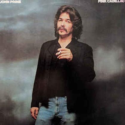 John Prine - Pink Cadillac Vinyl