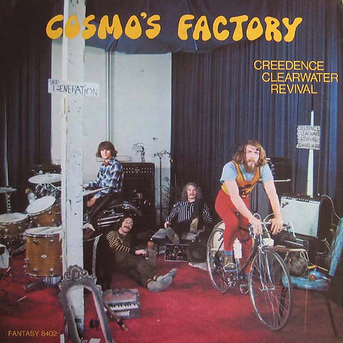 Creedence Clearwater Revival - Cosmo's Factory Vinyl
