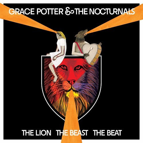 GRACE POTTER & THE NOCTURNALS - THE LION THE BEAST THE BEAT CD